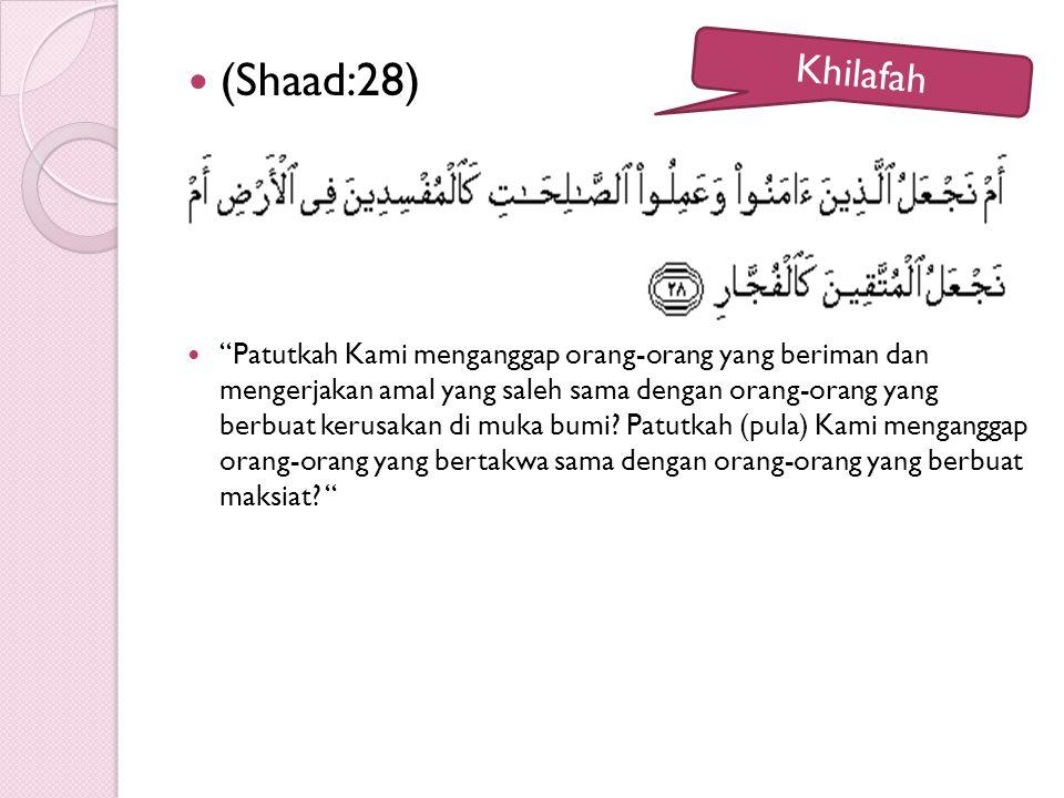 (Shaad:28)