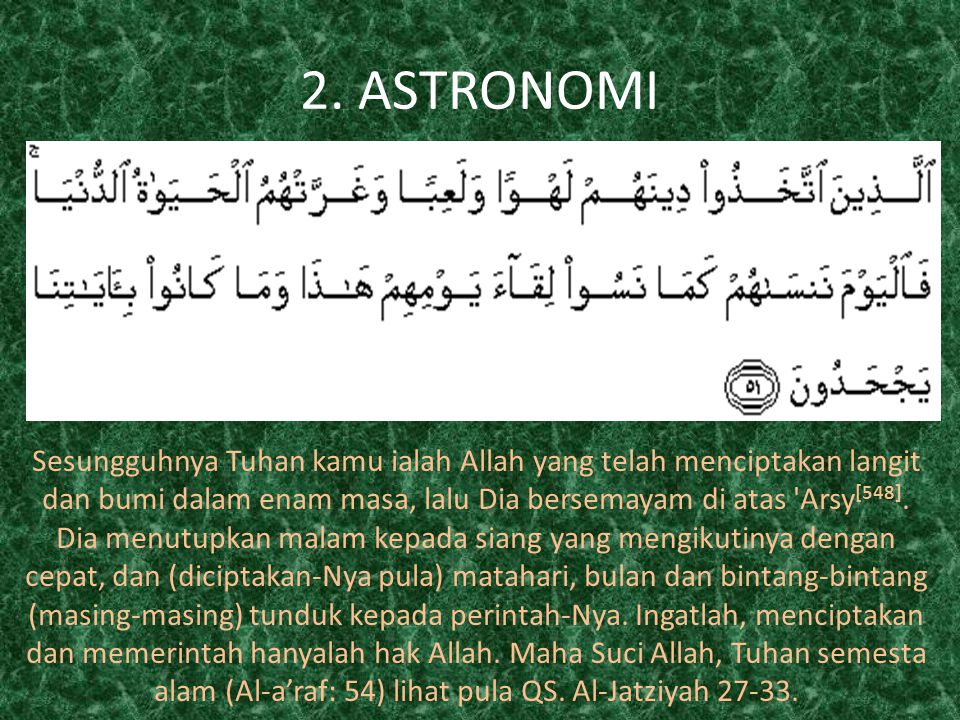 2. ASTRONOMI