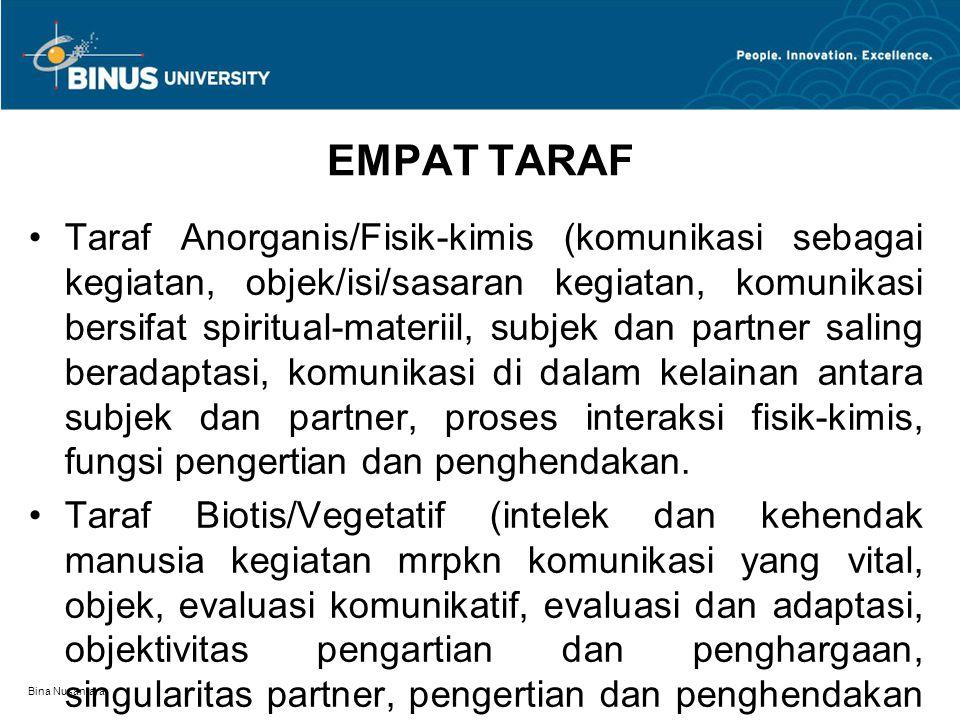 EMPAT TARAF