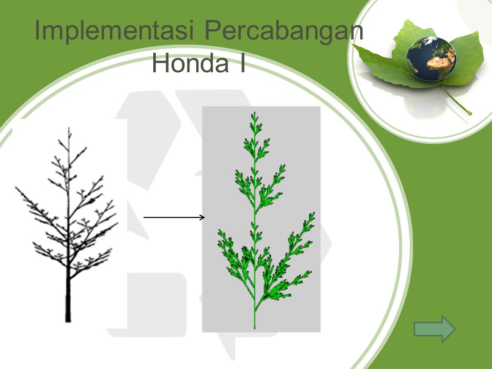 Implementasi Percabangan Honda I
