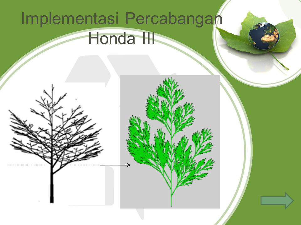 Implementasi Percabangan Honda III