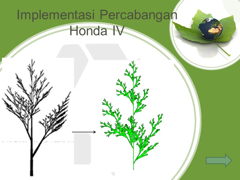Implementasi Percabangan Honda IV
