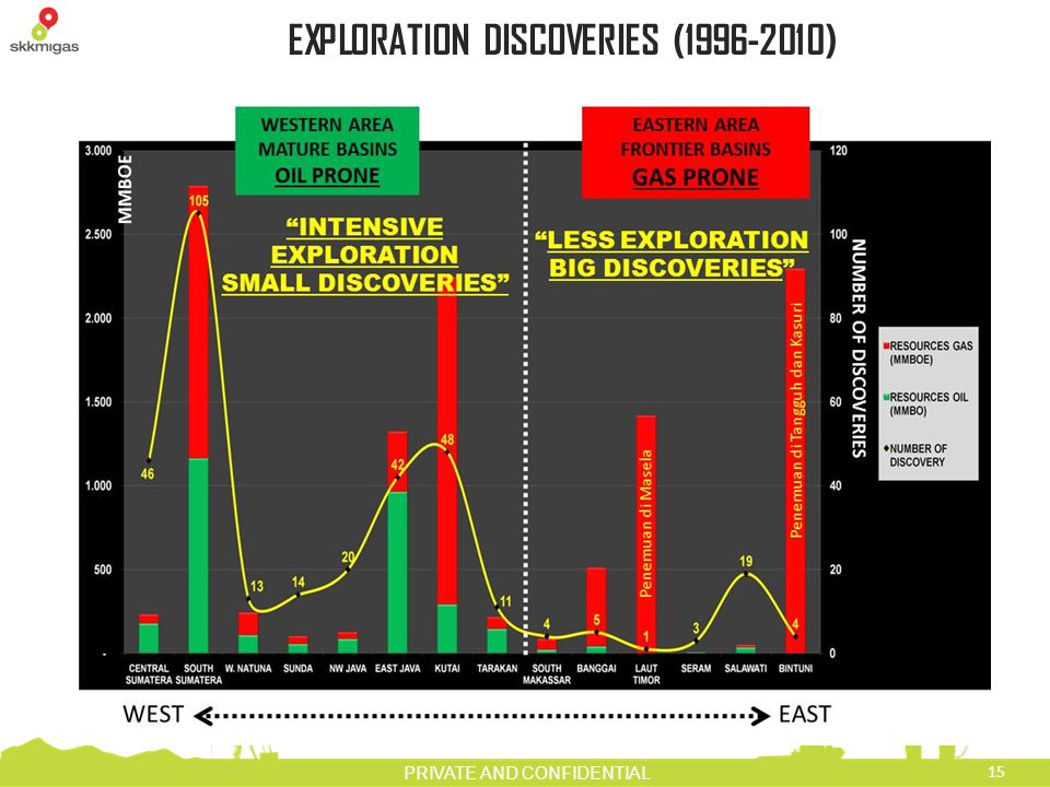 EXPLORATION DISCOVERIES (1996-2010)