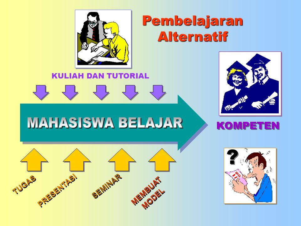 Pembelajaran Alternatif