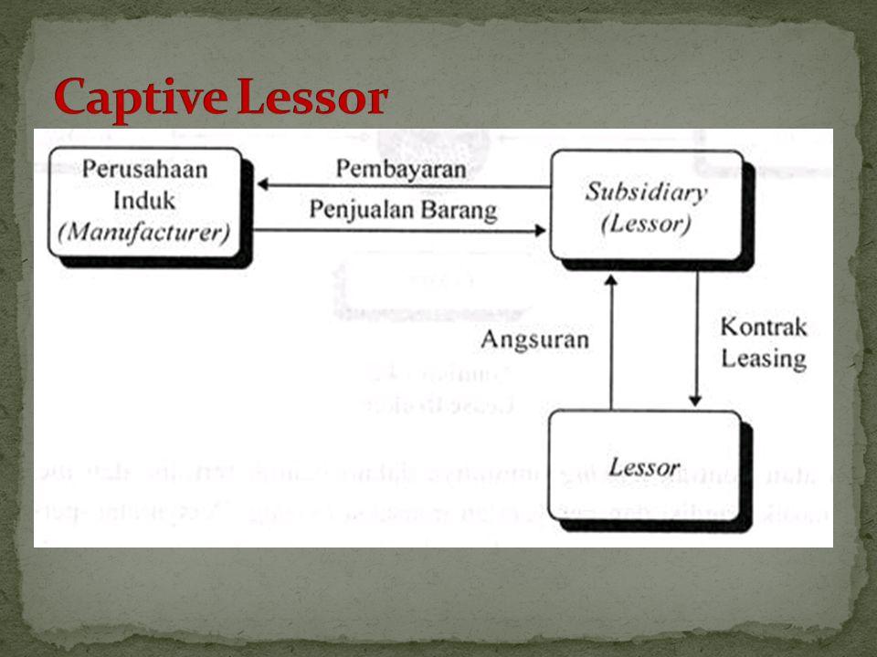 Captive Lessor