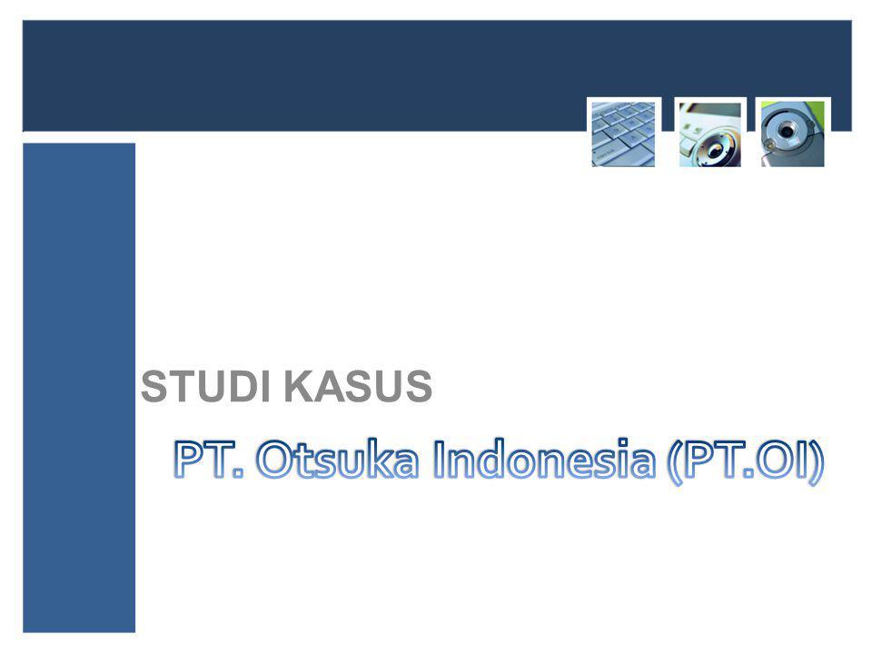 PT. Otsuka Indonesia (PT.OI)