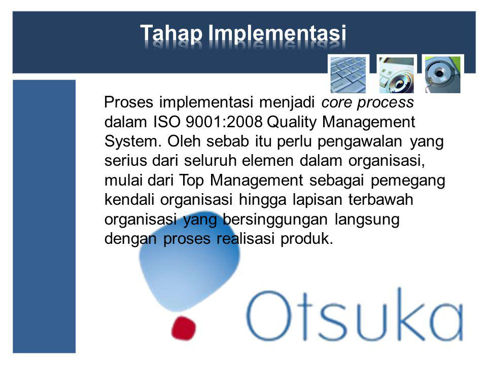 Tahap Implementasi