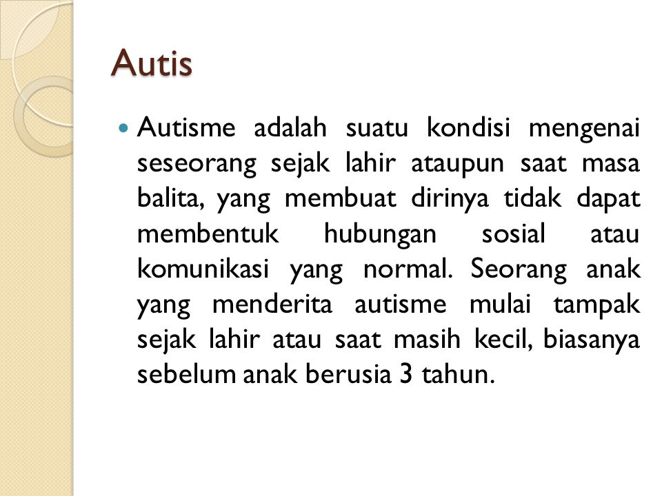 Autis