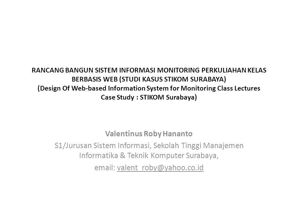 Valentinus Roby Hananto