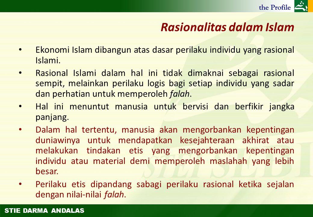 Rasionalitas dalam Islam
