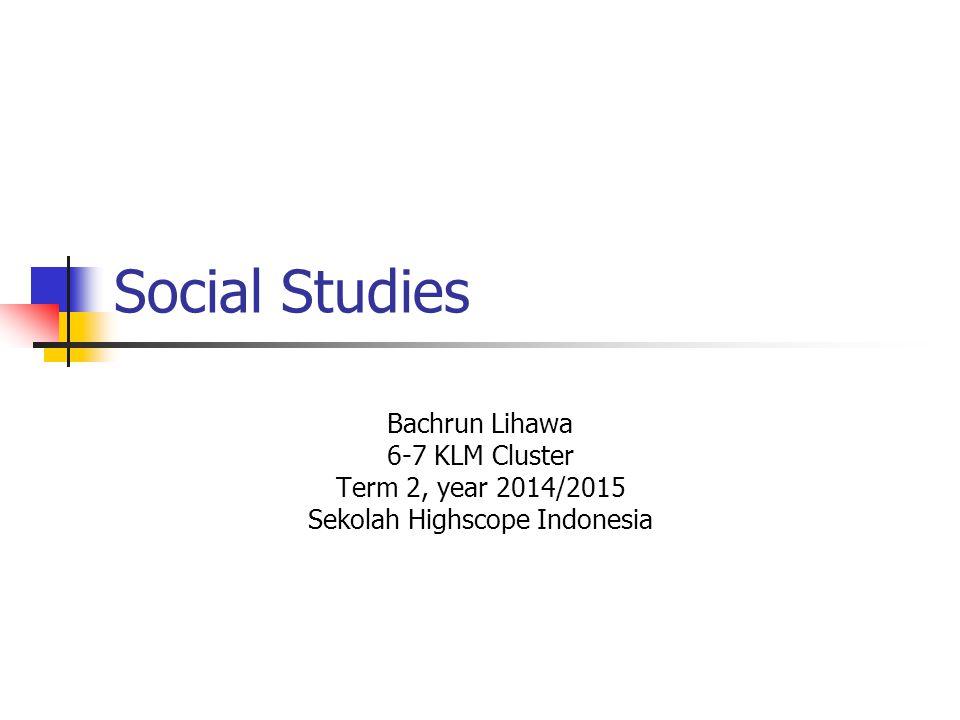Sekolah Highscope Indonesia