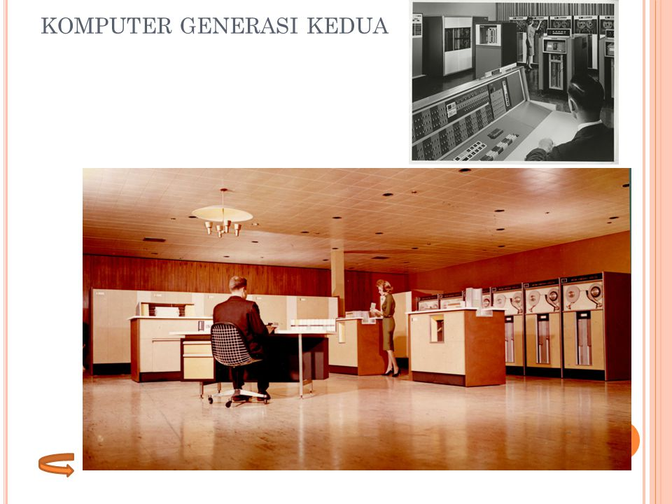 komputer generasi kedua