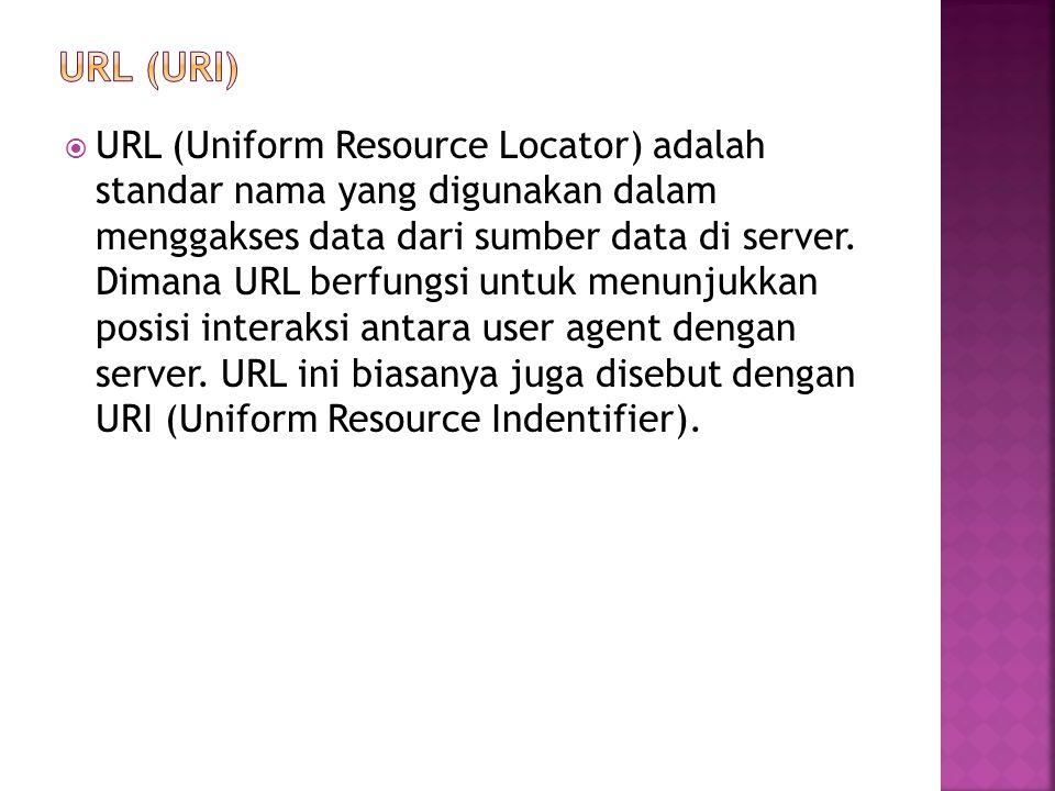 URL (URI)