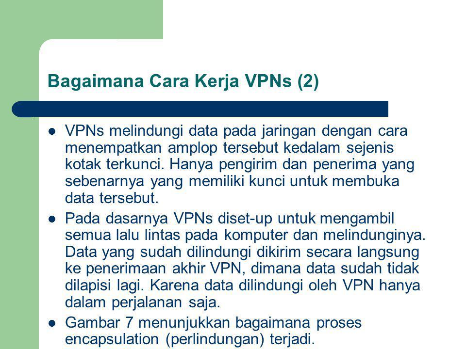 Bagaimana Cara Kerja VPNs (2)