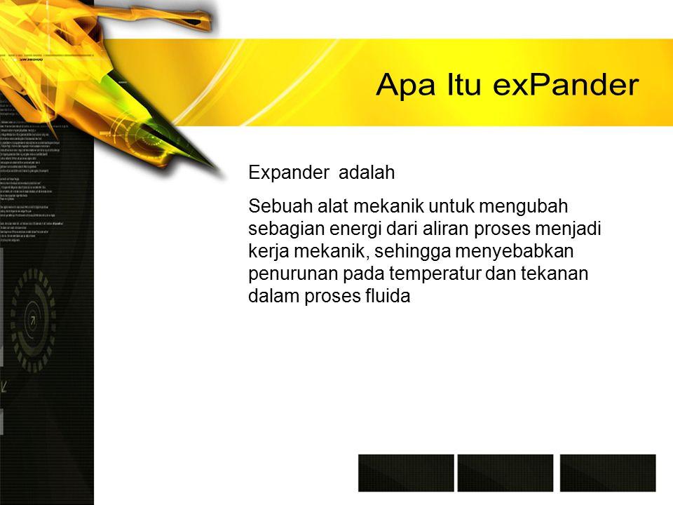 Apa Itu exPander Expander adalah