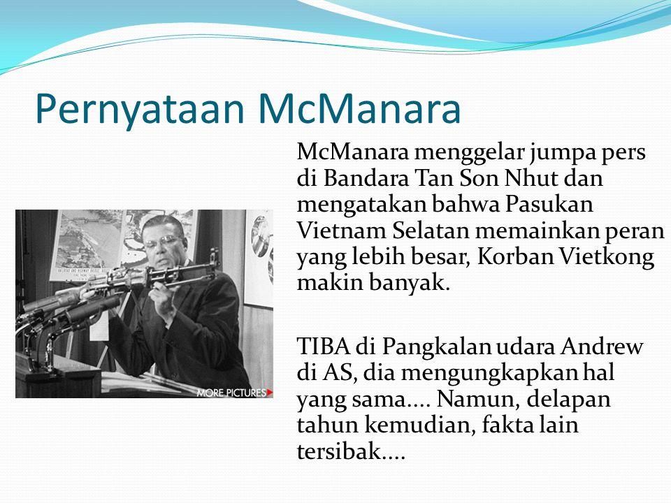 Pernyataan McManara
