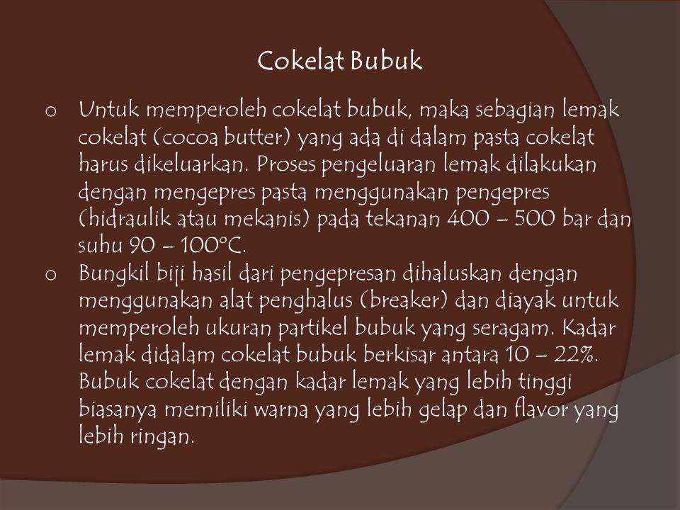 Cokelat Bubuk