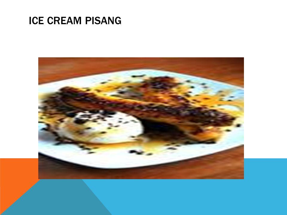 Ice Cream Pisang