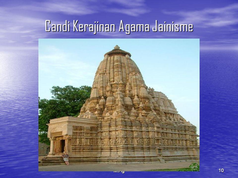 Candi Kerajinan Agama Jainisme