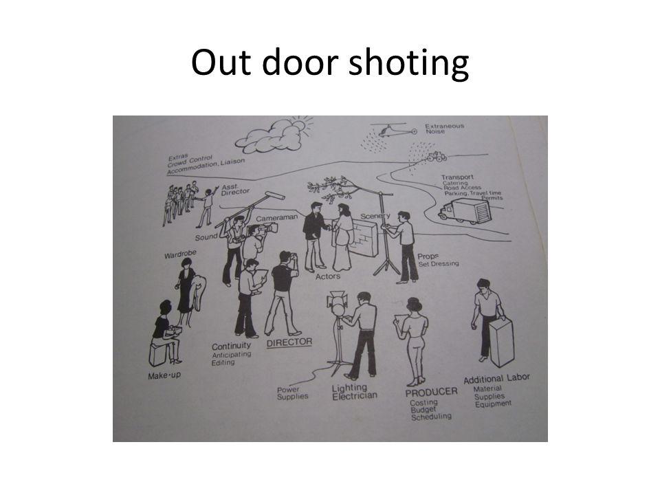 Out door shoting