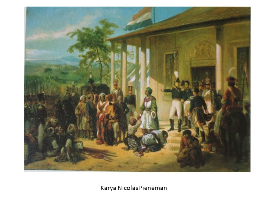 Karya Nicolas Pieneman