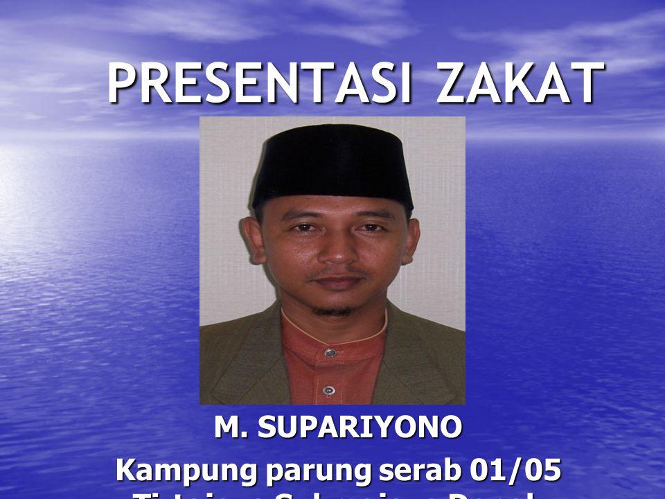 Kampung parung serab 01/05 Tirtajaya Sukmajaya Depok