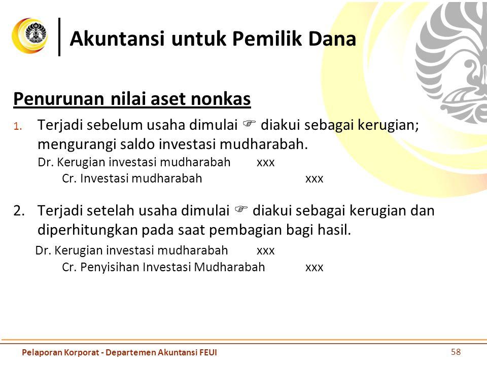 Akuntansi untuk Pemilik Dana