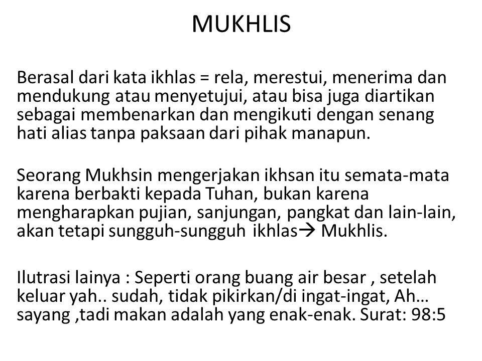 MUKHLIS