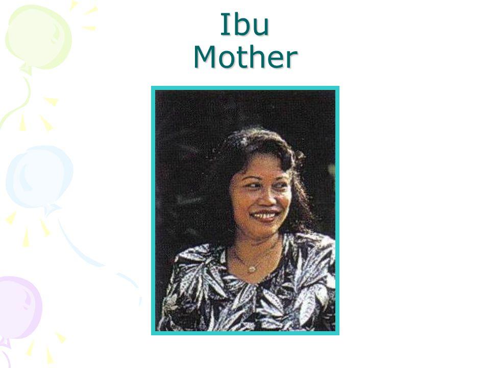 Ibu Mother