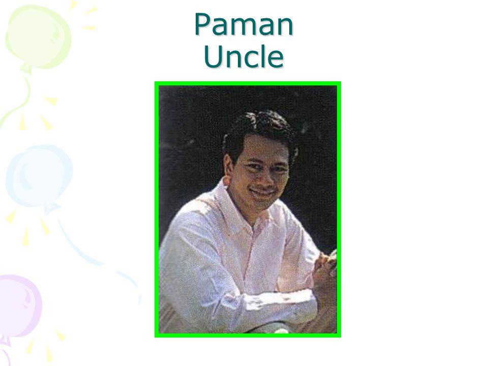 Paman Uncle