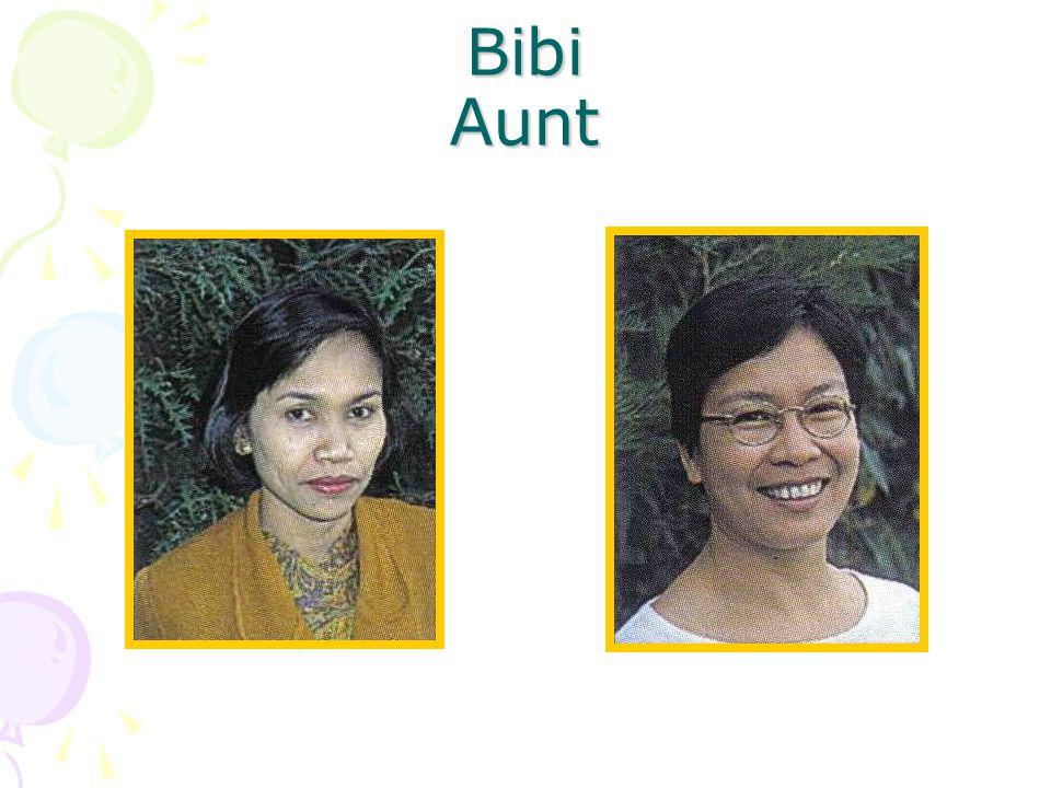 Bibi Aunt