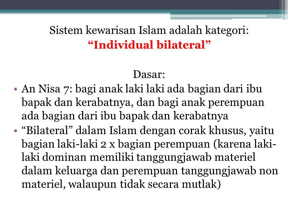 Individual bilateral