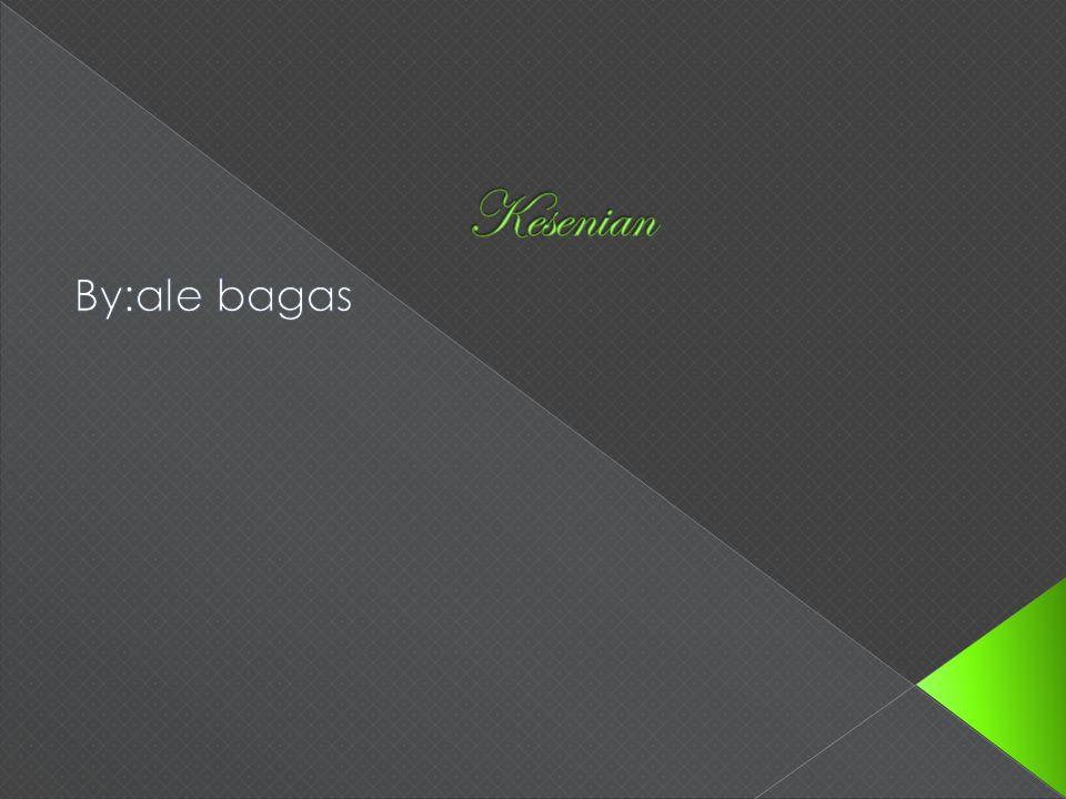 Kesenian By:ale bagas