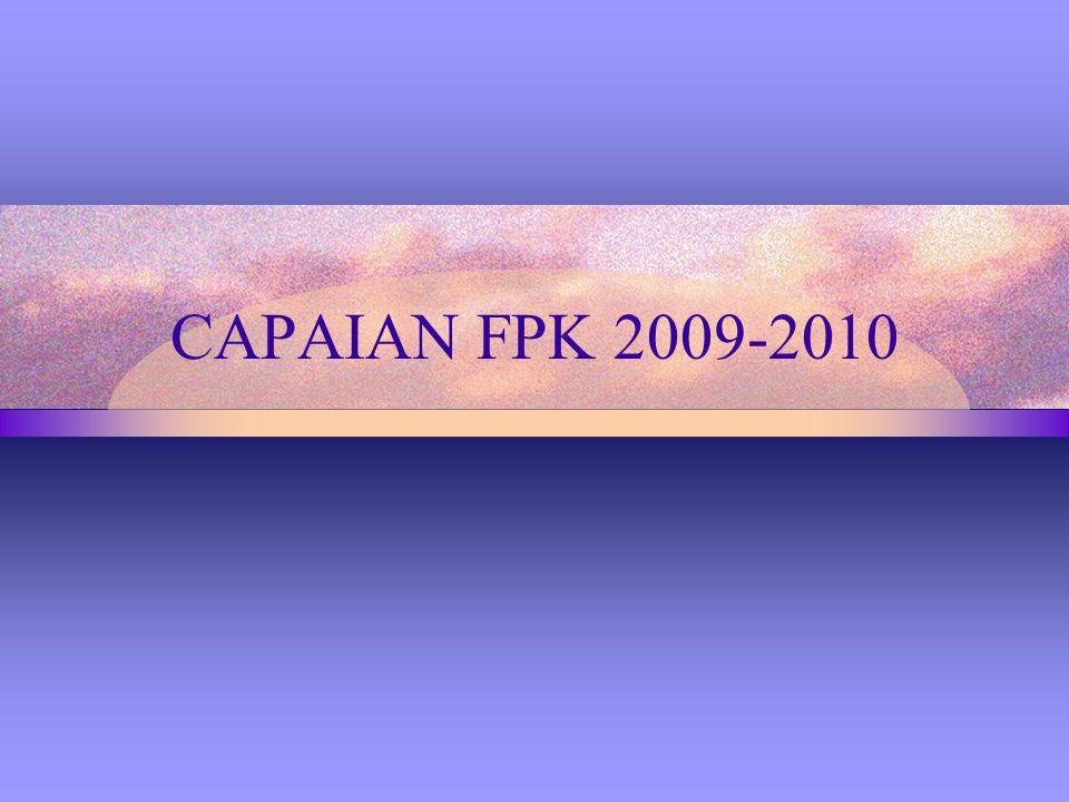 CAPAIAN FPK 2009-2010