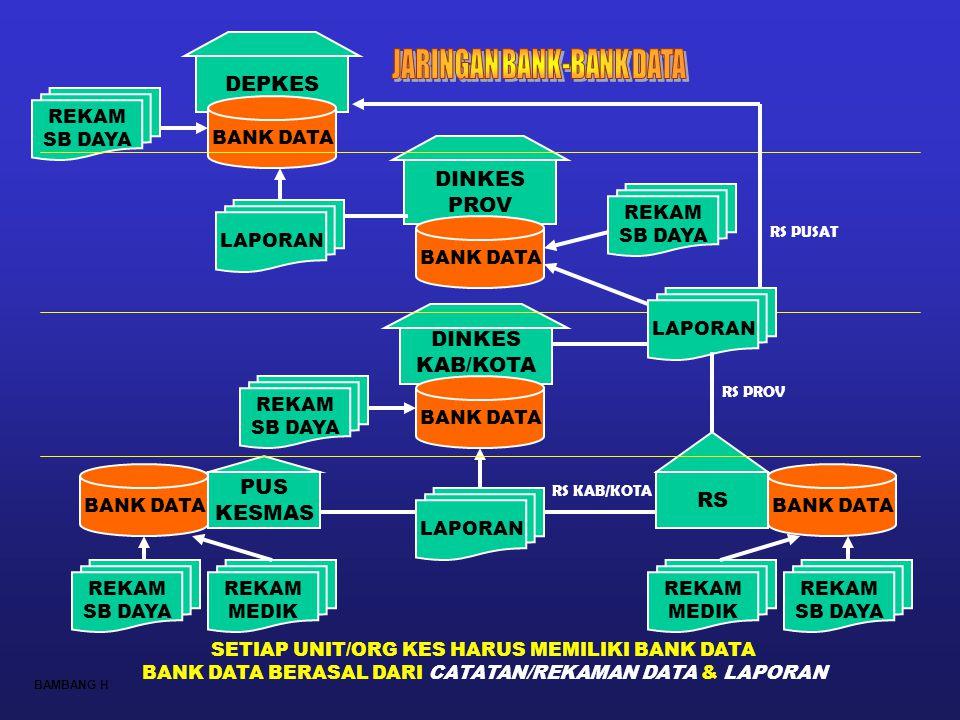 JARINGAN BANK-BANK DATA