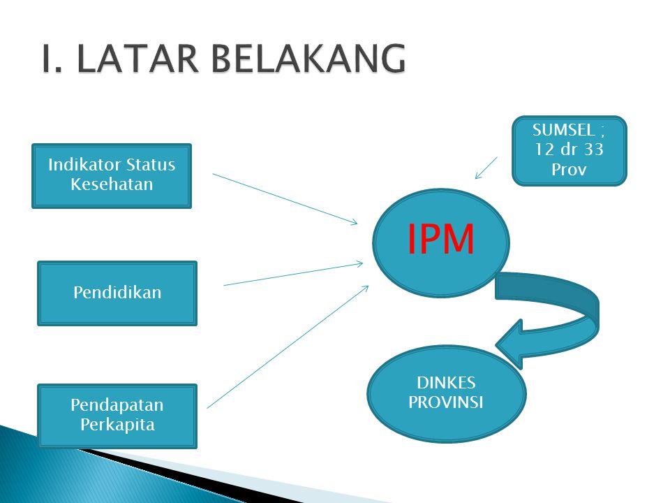 Indikator Status Kesehatan