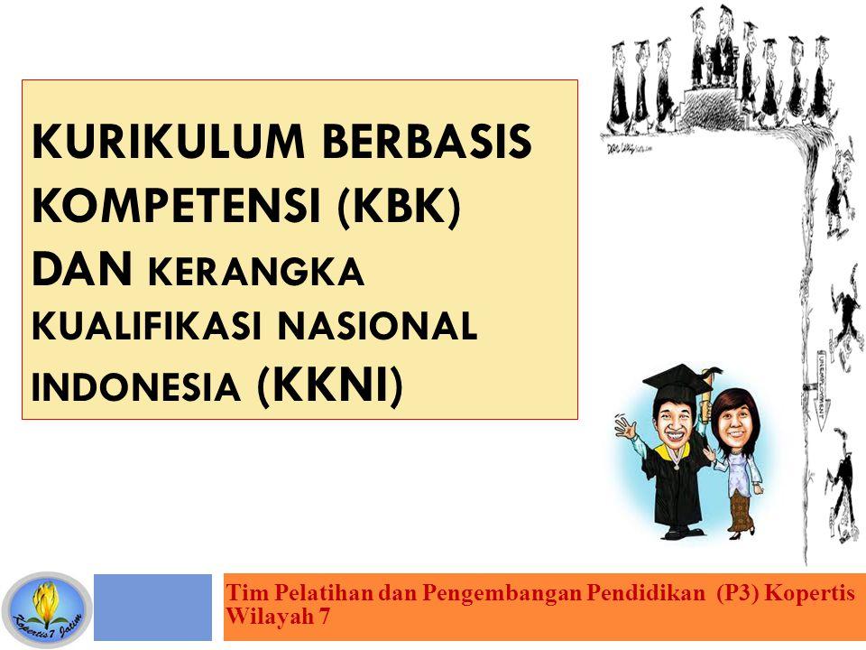Tim Pelatihan dan Pengembangan Pendidikan (P3) Kopertis Wilayah 7