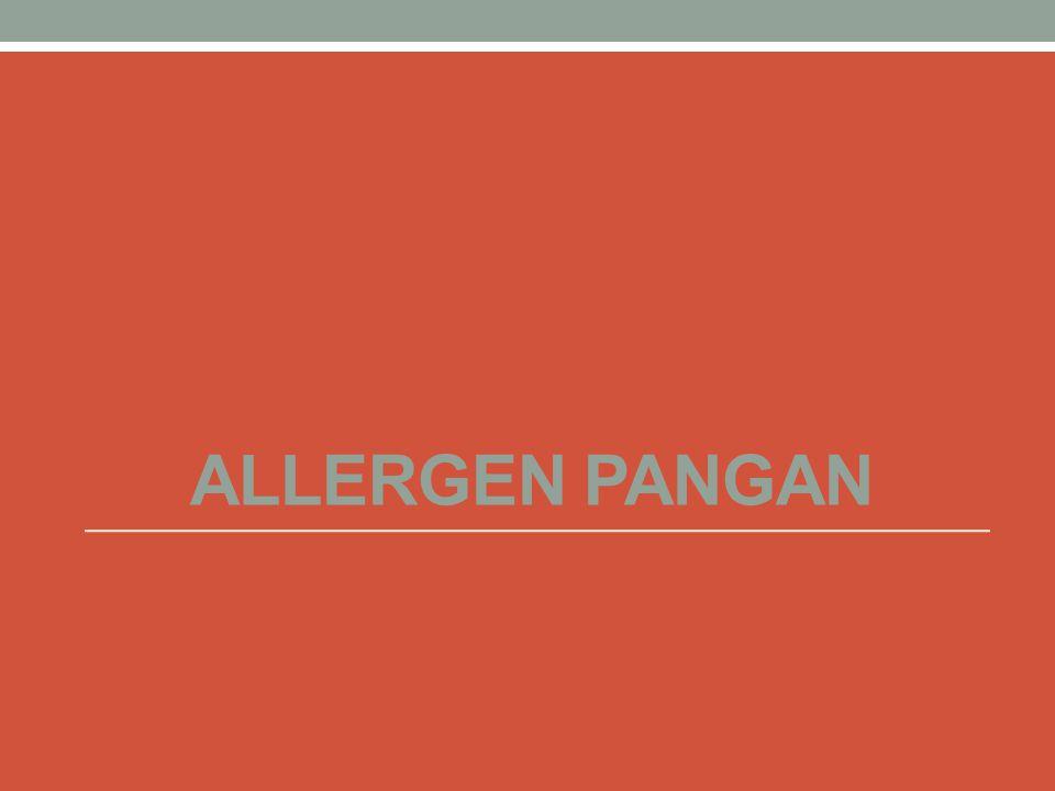 Allergen Pangan