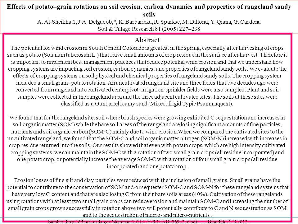 Soil & Tillage Research 81 (2005) 227–238