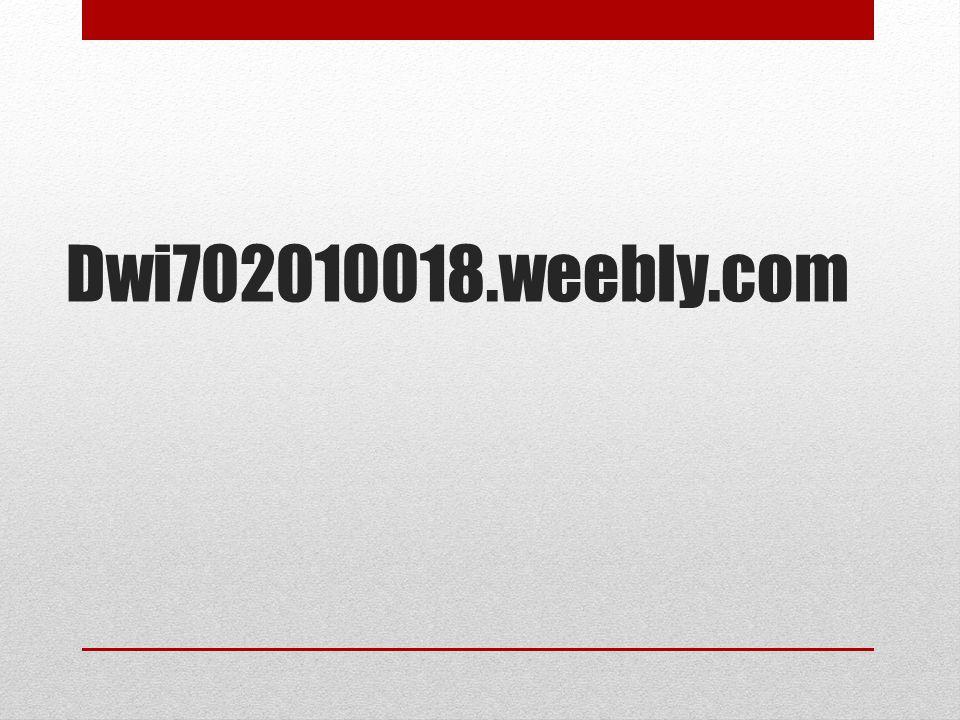 Dwi702010018.weebly.com