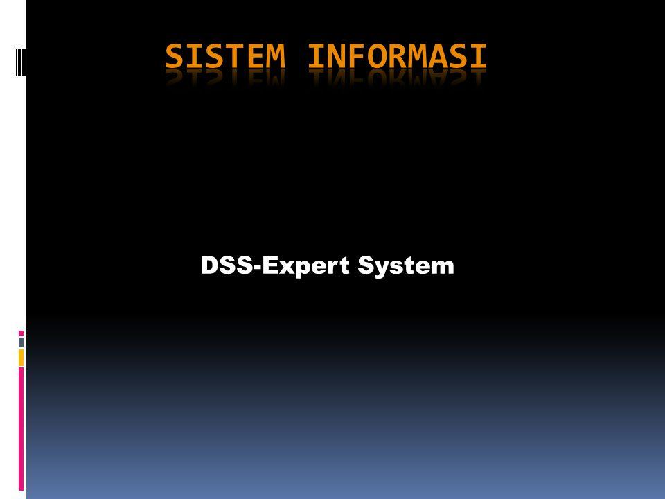 Sistem Informasi DSS-Expert System RIKA