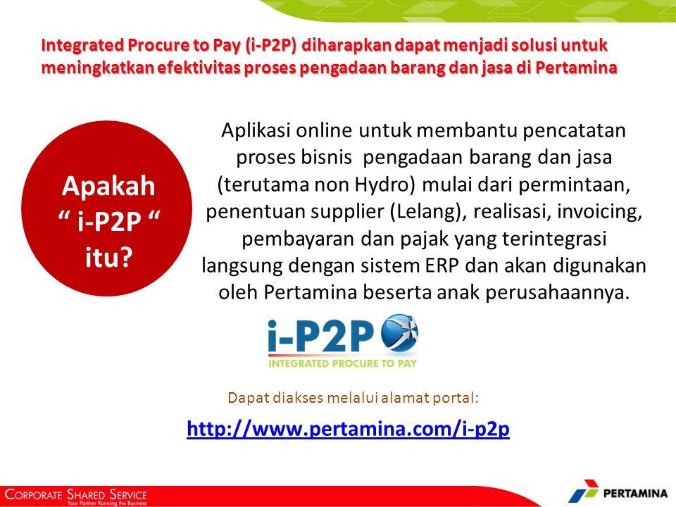 Modul yang tersedia di i-P2P
