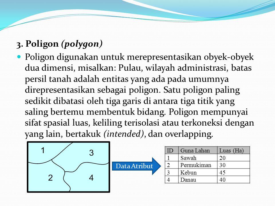 3. Poligon (polygon)