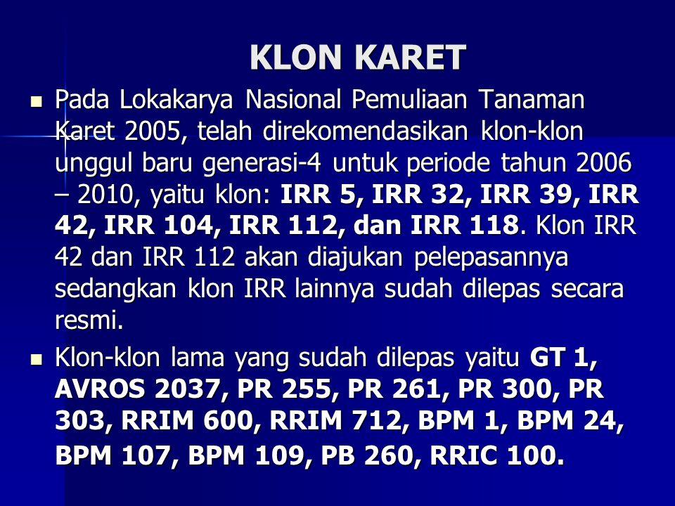 KLON KARET