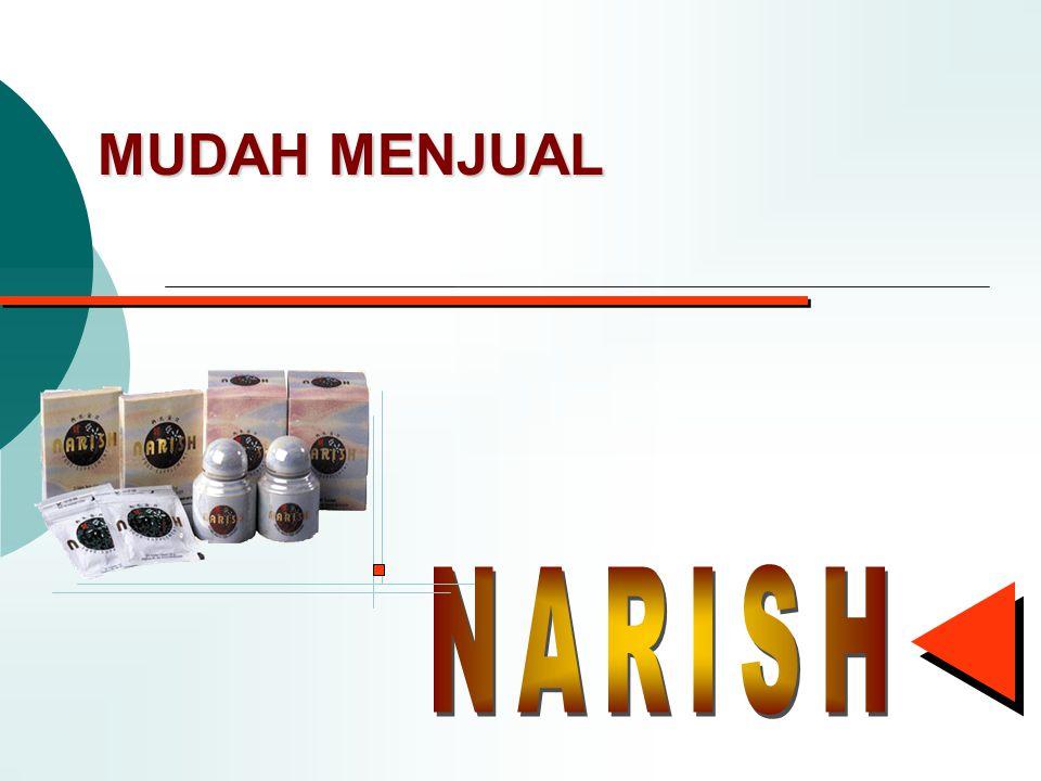 MUDAH MENJUAL NARISH