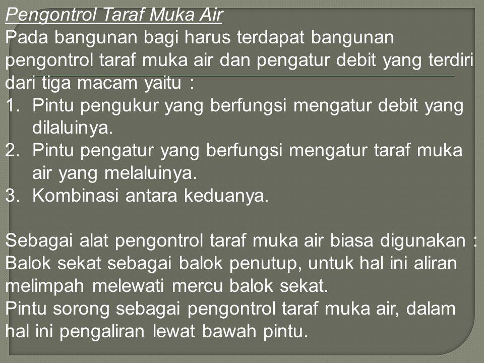 Pengontrol Taraf Muka Air