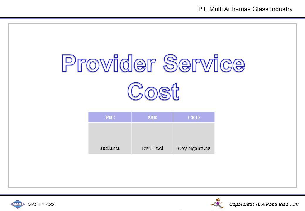 Providing Service Cost: