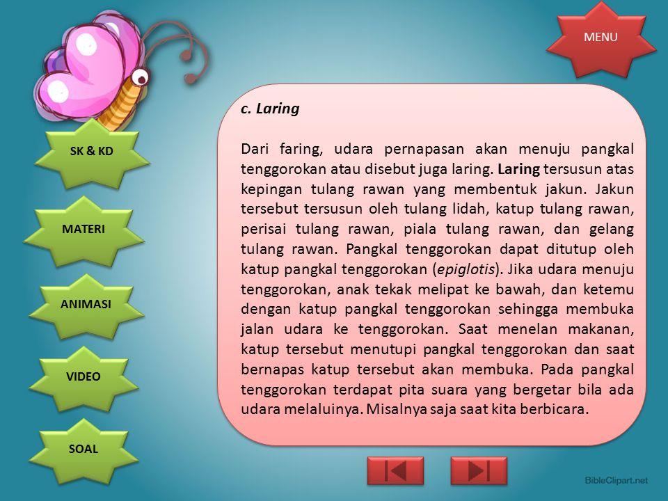 c. Laring