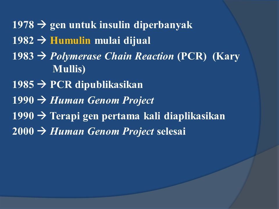 1978  gen untuk insulin diperbanyak
