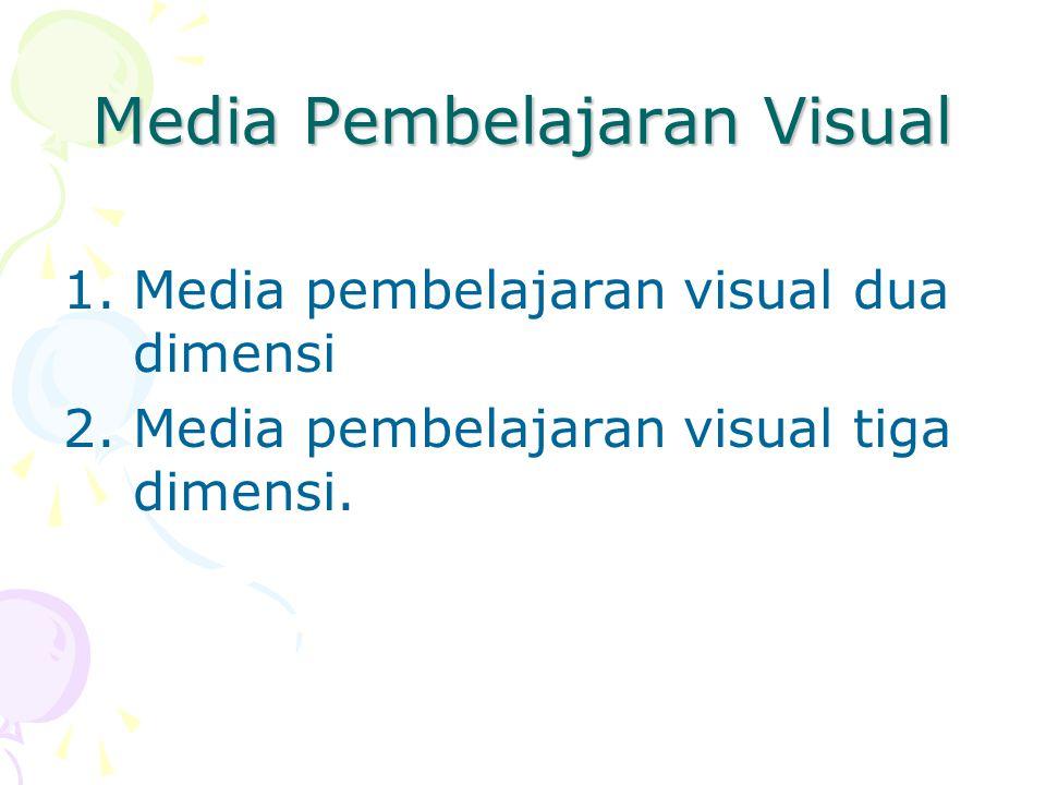 Media Pembelajaran Visual